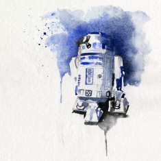 R2D2 print