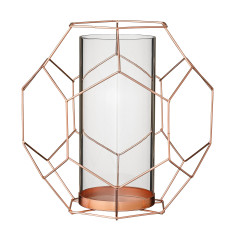 Bloomingville copper candle holder