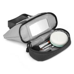 Umbra vanity travel cosmetics bag with mirror