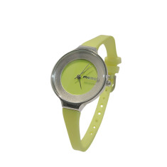 MONOL Denmark 2G watch in citrus