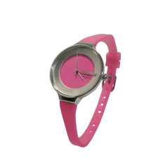 MONOL Denmark 2G watch in warm pink