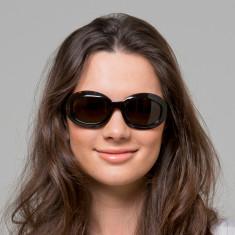 Audrey tortoiseshell sunglasses