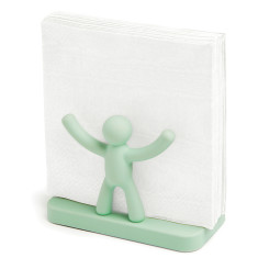 Umbra buddy napkin holder in mint green
