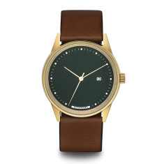 Hypergrand maverick 3hd watch in gold green