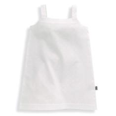 Sunday dress in white spot