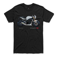Triumph motorcycle men's t-shirt