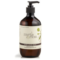 Bergamot & geranium hand & body wash