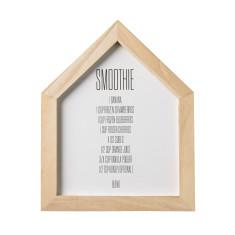 Smoothie frame