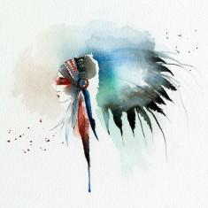 Pocahontas print