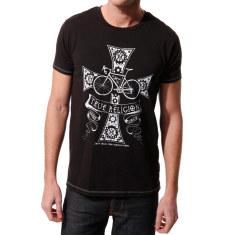 Men's true religion black t-shirt