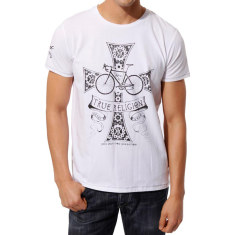 Men's true religion white t-shirt