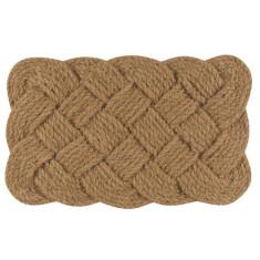 Jute coir rope doormat