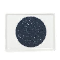 Galaxy bathroom tray