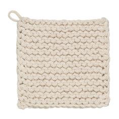 Parker crochet potholder