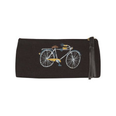 Bicicletta cosmetic bags (various sizes)