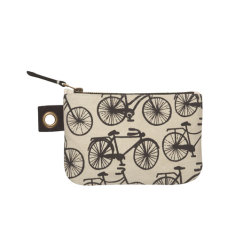 Bicicletta zipper pouch (various sizes)