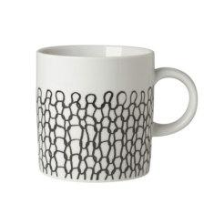 Entwine short mug