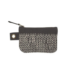 Entwine zipper pouch (various sizes)
