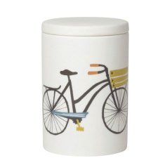 Bicicletta tall canister