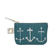 Seven Seas zipper pouch (various sizes)