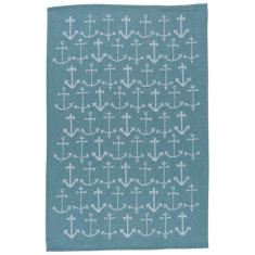 Seven seas jacquard tea towel