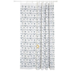 Seven seas shower curtain