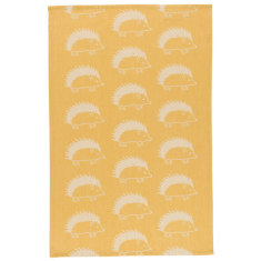 Retreat jacquard tea towel