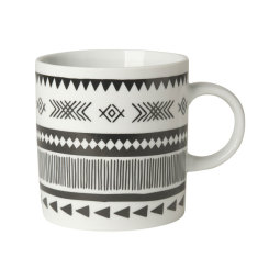 Saddle up short mug