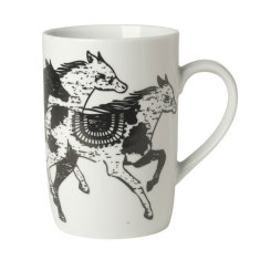 Saddle up mug