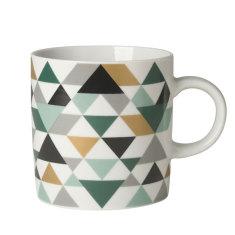 Tessellate short mug