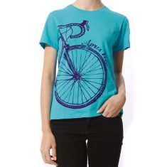 Women's wheel revolution t-shirt