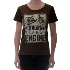 Women's the original search engine t-shirt