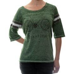 Women's sporty fixation t-shirt