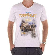 Men's tourmalet & sons t-shirt