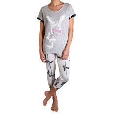 Women's living the dream PJ set