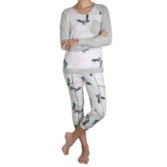 Women's cycle of dreams PJ set