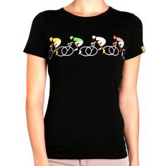 Women's cycling fixation t shirt