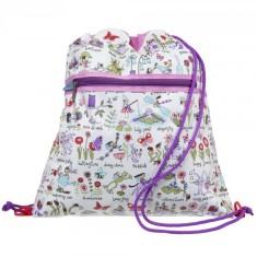 Tyrrell Katz Secret Garden kit bag