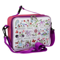 Tyrrell Katz Secret Garden insulated lunch bag