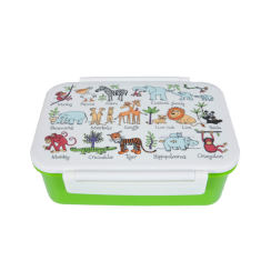 Tyrrell Katz Jungle Animals lunch box