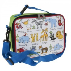 Tyrrell Katz Jungle Animals insulated lunch bag