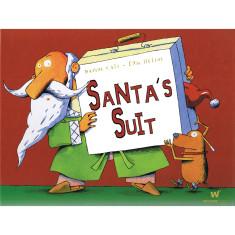 Santa's Suit book