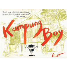 Kampung Boy book