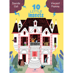 Book - 10 Little Insects