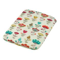 Flower iPad cover