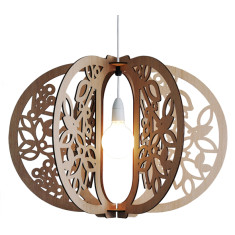 Grandeliers bloom large pendant light