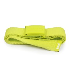 Breo Canvas Belt - Lime Green