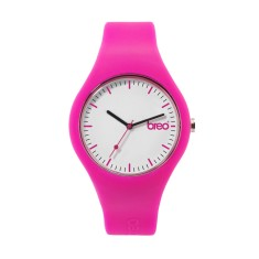 Breo pink classic watch