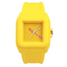Breo Cube Watch Yellow