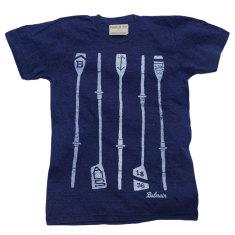 Balmain Oars Vintage T-Shirt